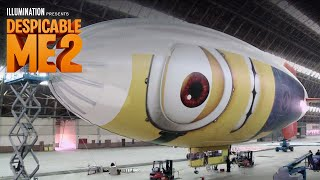 Despicable Me 2 - Despicablimp Featurette - 1080p HD