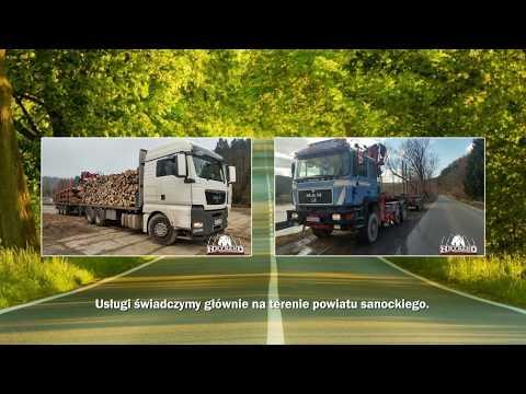 Usługi Transportowe Prace Ziemne Międzybrodzie Piotr Hryszko