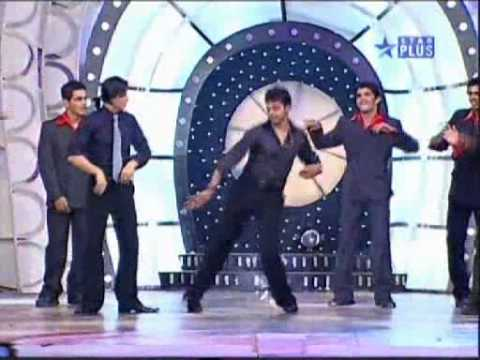 shahrukh dance with Sreesant
