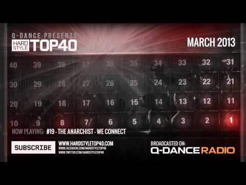 Q-dance presents Hardstyle Top40 - March 2013 (Official Video)