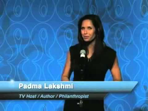 Padma Lakshmi & Lisa Ray receive their Remit2India The Light of India Awards