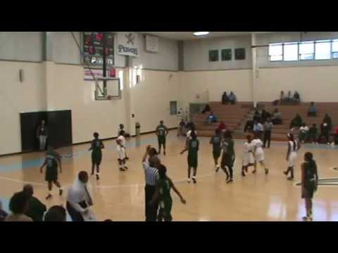 Enterprise State Community College (2013-2014) Treshay Patterson SO Year #2 Clip 3