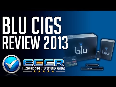 In-Depth Blu Cigs E-Cigarette Review - Unbiased Electronic Cigarette Consumer Reviews