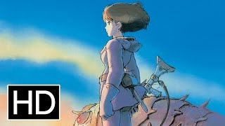 Nausicaä of the Valley of the Wind - Official Trailer