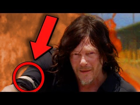 Walking Dead Season 8 Trailer BREAKDOWN & EASTER EGGS - Comic Con Trailer (2017) Old Rick Explained!