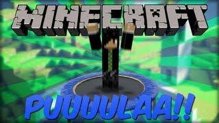 #15 Minecraft Mods(1.4.5) - Cama Elástica - Pulo Gigante!!!