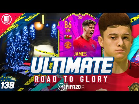 WOW!!! FUTURE STAR JAMES!!! ULTIMATE RTG #139 - FIFA 20 Ultimate Team Road to Glory