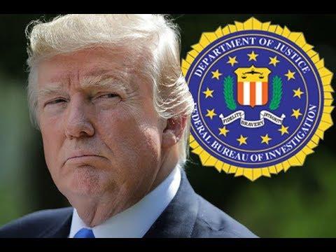 Trump acusa al FBI de Obsesionarse con Rusia