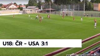 Slovakia Cup 2018: R - USA U18 3:1 1052018