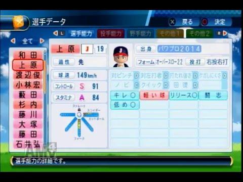 【パワプロ2016】WBC2006 王ジャパンのメンバーと能力の紹介