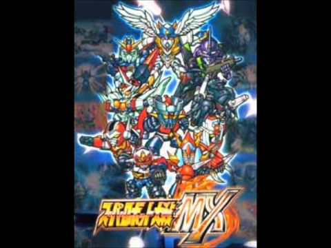 Srw Mx: The Ruler Of Space, Grendizer (extended) video