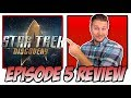 Star Trek: Discovery   TV Review Episode 5