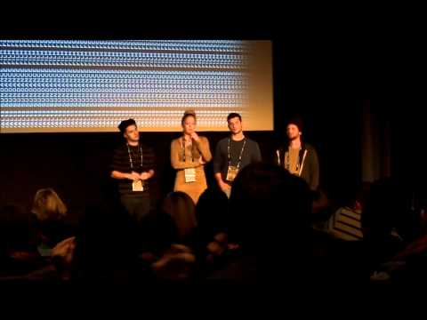 Me At The Zoo Q & A [part 1] @ 2012 Sundance Film Festival