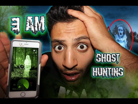 (WE SAW GHOSTS!) DONT USE GUAVA JUICE GHOST TRACKER APP AT 3 AM | DO NOT GET THEM MAD|