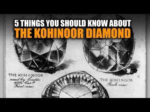 Kohinoor diamond belongs to Britain: Centre tells SC. Watch video...
