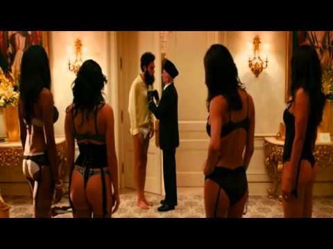 The dictator- un pedasito de la movie en espa ñol