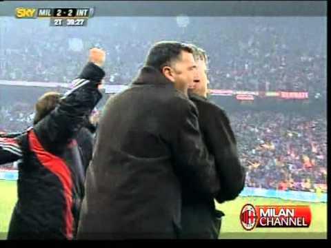 Clarence Seedorf - AC Milan - Inter 3:2