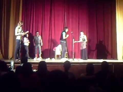 Sceneta Capra cu Trei Iezi- Intalnirea Diecezana de tieneret Timisoara 2011 (Jubilate)