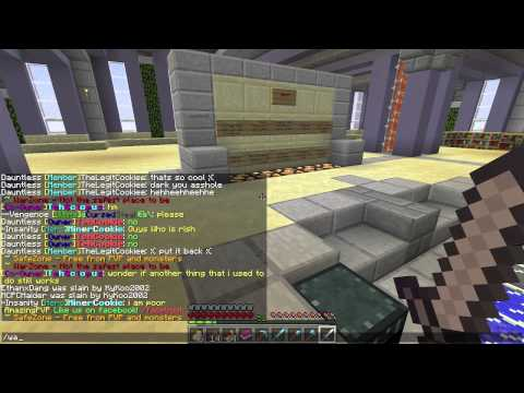 Cracked Minecraft Server | PvP, Raiding, Factions, 1.7.4 | AmazingPvP