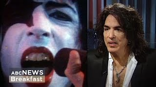 KISS frontman Paul Stanley on 40 years in the business