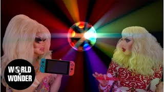 "UNHhhh 96: ""Gaming"" with Trixie Mattel and Katya Zamolodchikova"