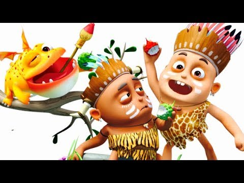 Timboo & Tuskar - Laughing Fruit S1E4 | Cartoon Animation Series | Videogyan Kids Shows | Comedy