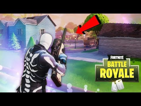 THE BEST NOSCOPE!! (Fortnite Snipes & WTF Moments)