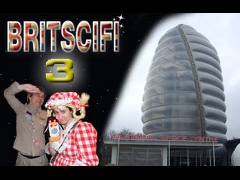 National Space Centre: BritSciFi 3