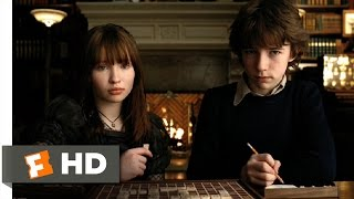 A Series of Unfortunate Events (1/5) Movie CLIP - The Baudelaire Children (2004) HD