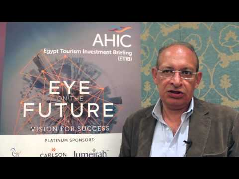 #AHIC16 Egypt Briefing: Dr Hesham Moktar, President, APCO