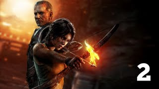 Прохождение игры tomb raider 2013 на канале rusgametactics