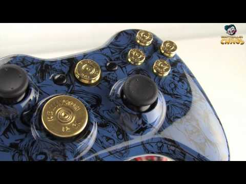 Nazi Zombies Controller - Black Ops Rezurrection - Modded Controllers - Controller Chaos