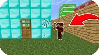 BEBEK FAKİR ZENGİN'İN EVİNDEN ELMAS ÇALIYOR! 😱 - Minecraft