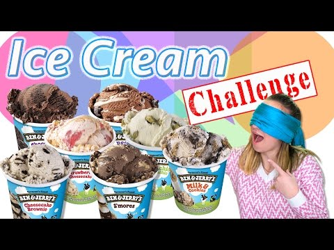 Ice Cream Challenge | Brooklyn and Bailey