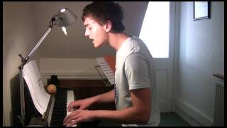 Stop Me By Mark Ronson ft. Daniel Merriweather (Cover Piano + Singing)