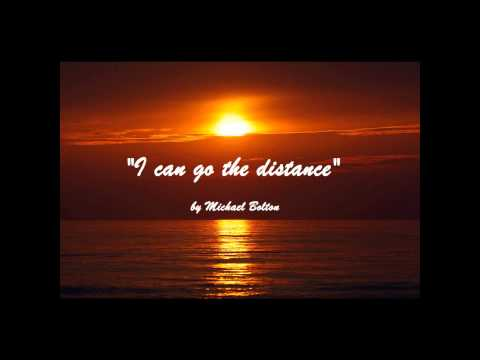 I Can Go The Distance (duet) video