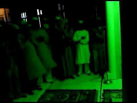 Heart touching salam alvida mah-e-ramzan by javeed, karkhana masjid, sec'bad, India