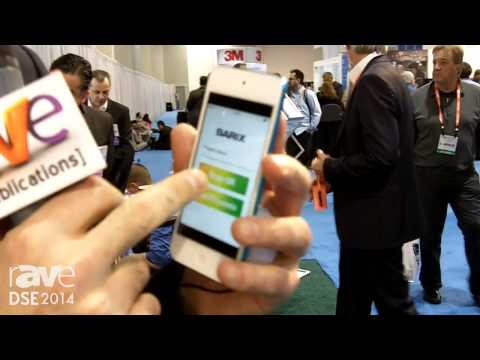 DSE 2014: Barix Shows Smartphone App, The Barix Audio Point For Audio Signage