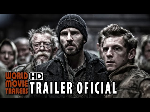 Expresso do Amanhã Trailer Oficial #2 Legendado (2015) - Chris Evans HD