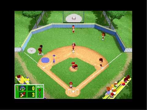 lets play backyard baseball pc 1997 part 2 the booty