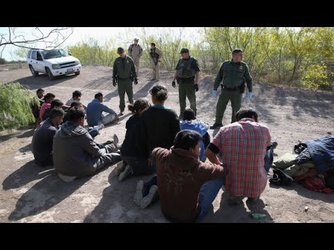 A Shocking Percentage Of Women Crossing The Border Get Raped video
