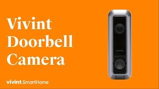 Vivint Doorbell Camera: Your Front Door From Anywhere