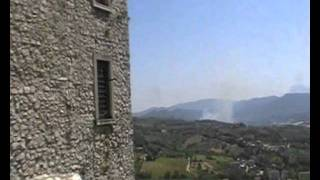 MONTESARCHIO BENEVENTO ITALIA 20-08-2011.wmv
