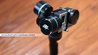Feiyu Tech G4 Handheld Gimbal unboxing and review