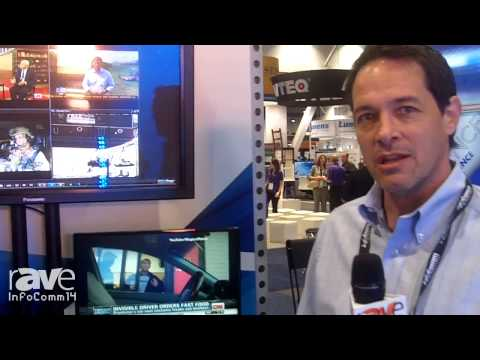 InfoComm 2014: VITEC Showcases Their Portal Product