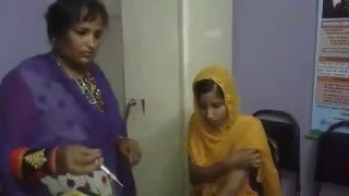 Antenatal Care Program in a MCH Clinic of Peoples Development Community (PDC)