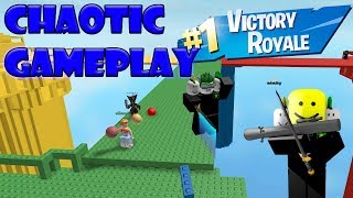 Chaotic Doomspire Brickbattle Gameplay