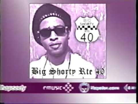 BIG SHORTY ROUTE 40 COMMERCIAL