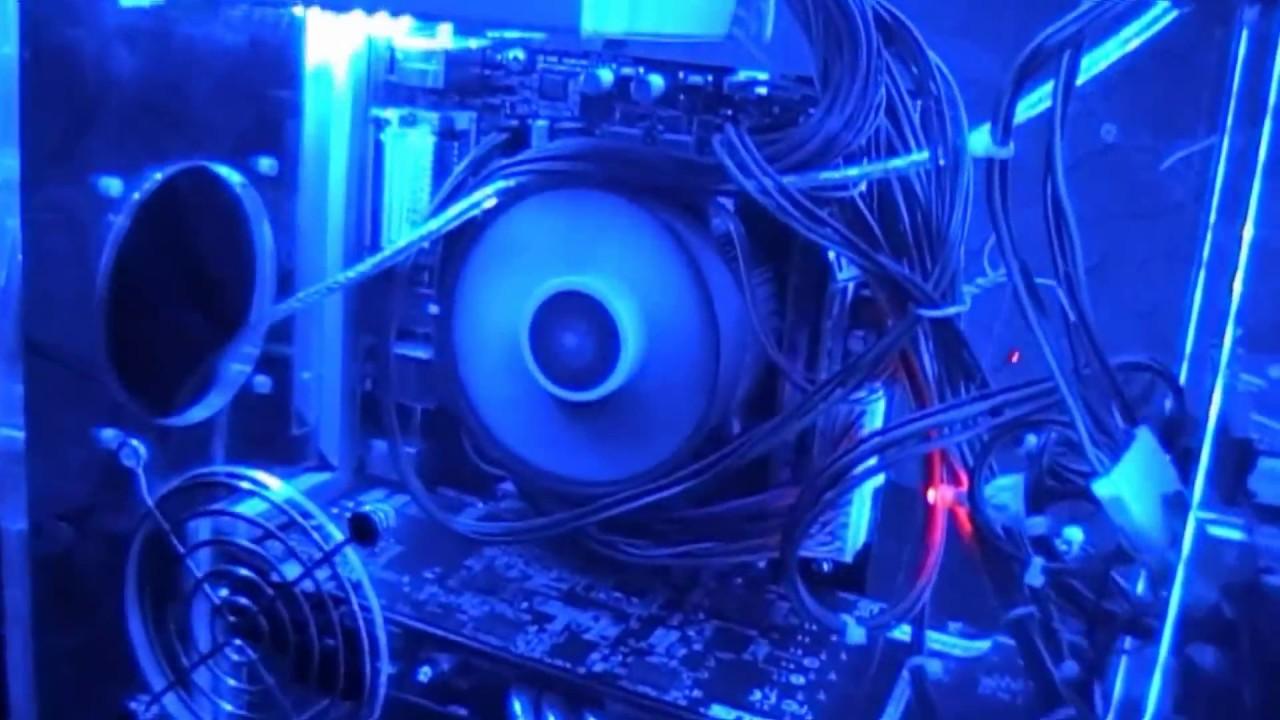 Компьютер с led-подсветкой: тест и обзор