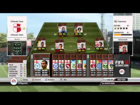 FIFA 12 | Ultimate Team Walkthrough: Part 1